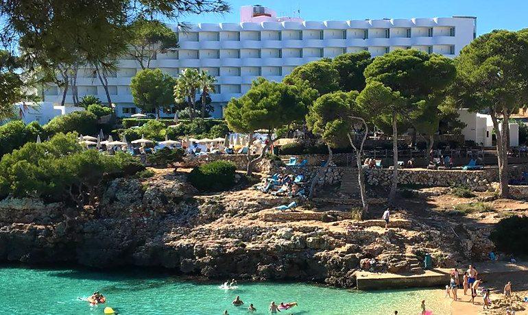 Inturotel Cala Esmeralda beach