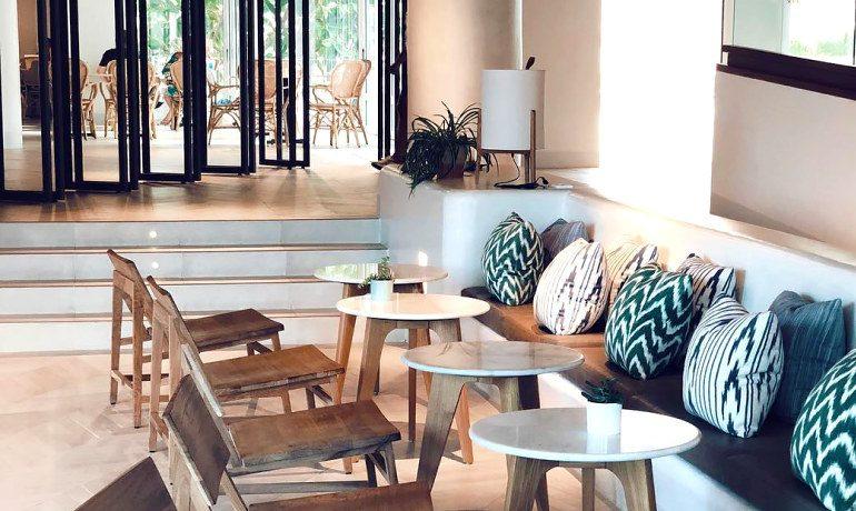Inturotel Cala Esmeralda hotel interior
