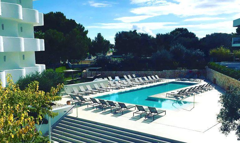 Inturotel Cala Esmeralda hotel pool