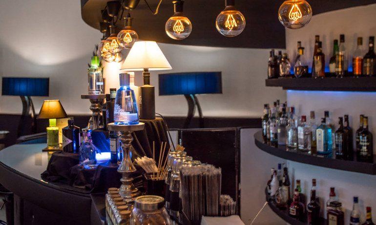 Aqua Pedra dos Bicos adults only hotel bar