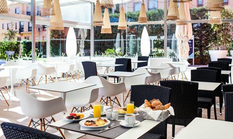 Aqua Pedra dos Bicos adults only hotel breakfast