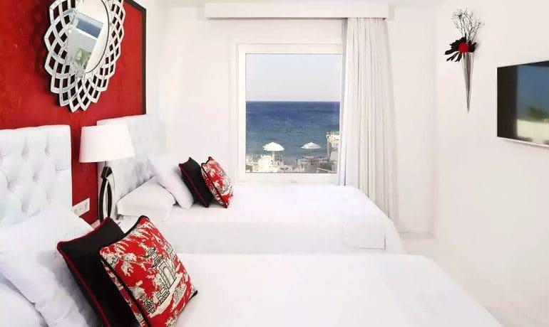 Lani's Suites de Luxe ocean suite