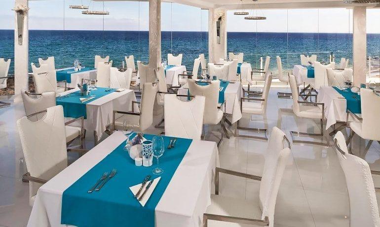 Lani's Suites de Luxe restaurant