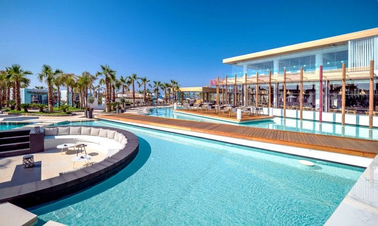Stella island luxury resort spa crete greece for Small luxury spa hotels
