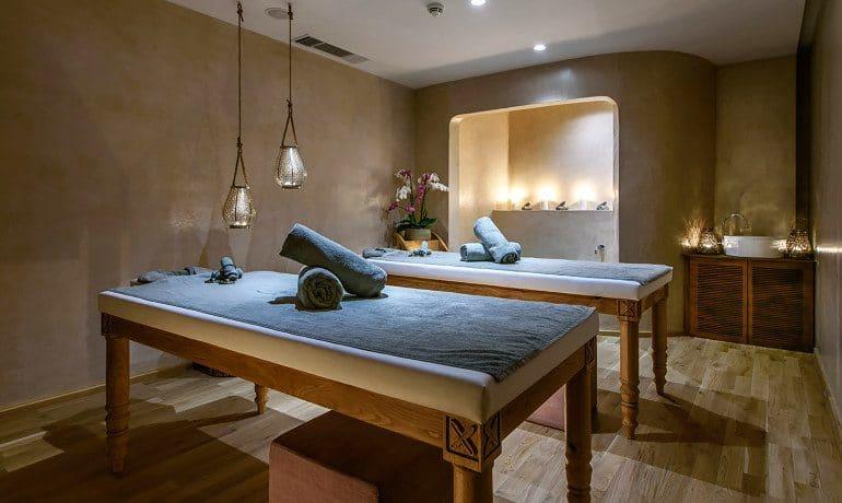 Stella Island Luxury Resort & Spa massage