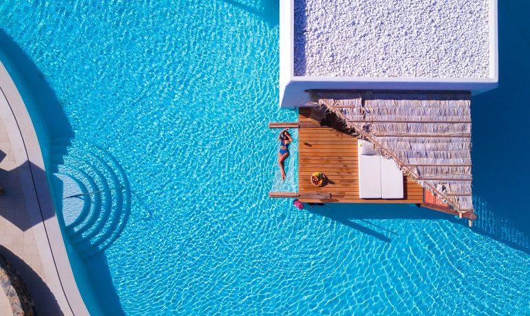 Stella Island Luxury Resort & Spa pool
