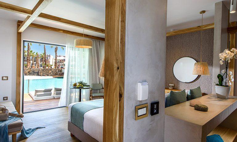 Stella Island Luxury Resort & Spa premium double swim up