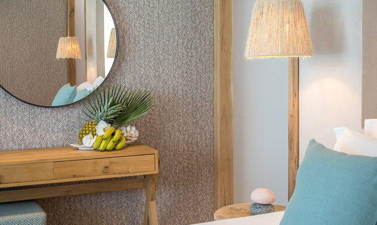 Stella Island Luxury Resort & Spa room interior