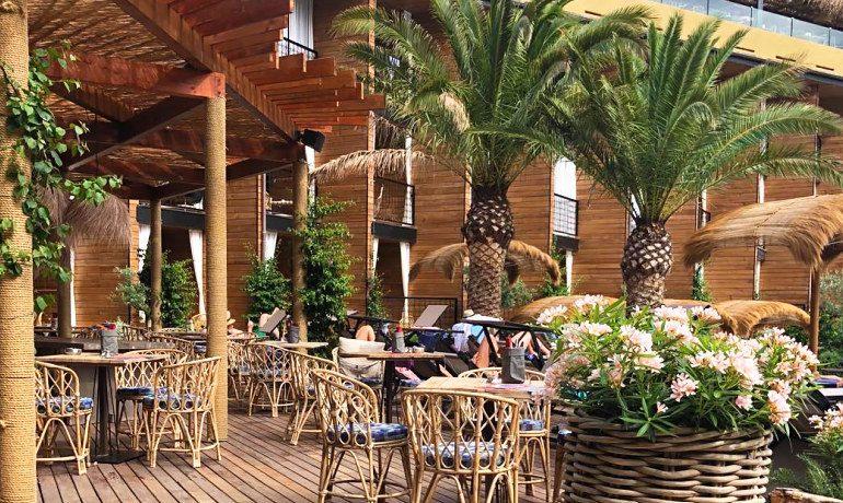 Bikini Island & Mountain bar terrace