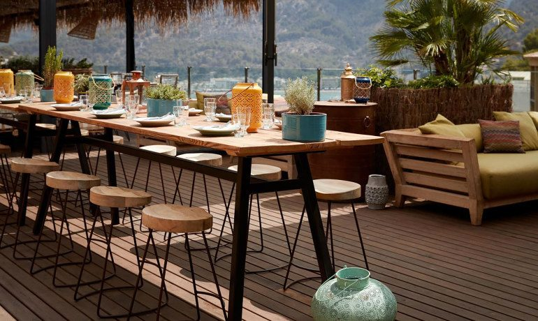 Bikini Island & Mountain Hotel Port de Soller adults only Mallorca dinner