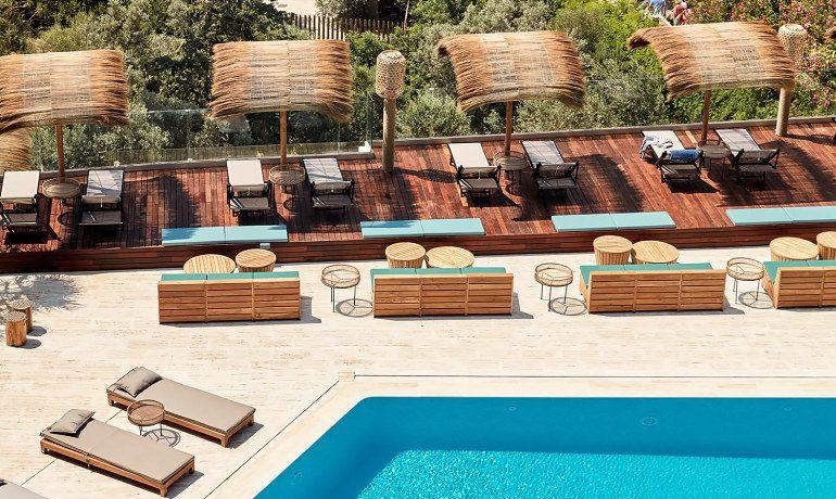 Bikini Island & Mountain Hotel Port de Soller adults only Mallorca pool view