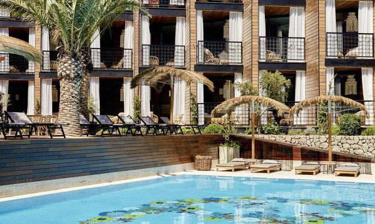 Bikini Island & Mountain Hotel Port de Soller adults only Mallorca General view
