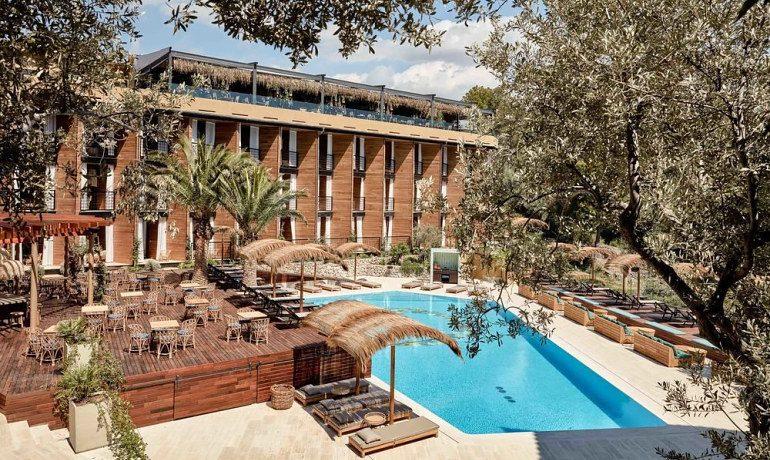 Bikini Island & Mountain Hotel Port de Soller adults only Mallorca pool