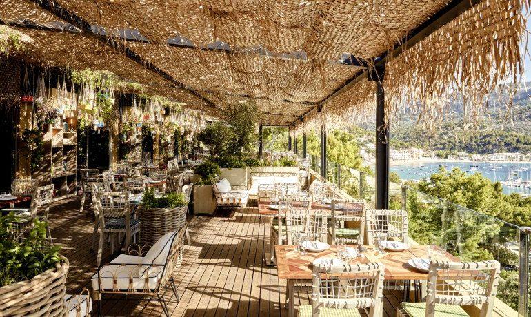 Bikini Island & Mountain Hotel Port de Soller adults only Mallorca restaurant