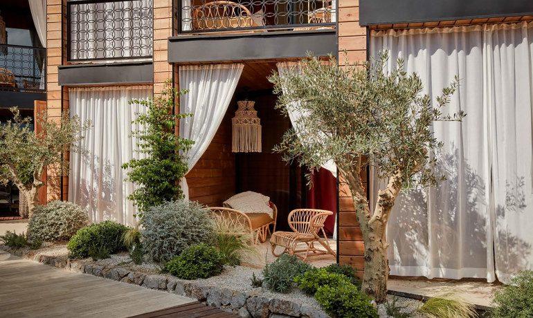 Bikini Island & Mountain Hotel Port de Soller adults only Mallorca room terrace