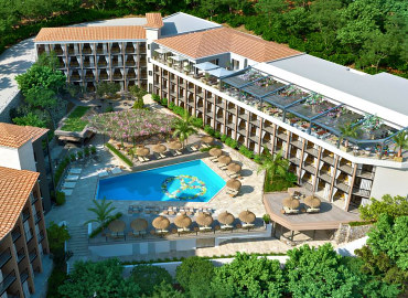 Bikini Island & Mountain Hotel Port de Soller adults only Mallorca