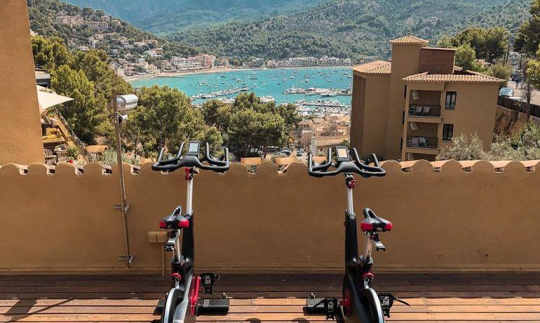 Bikini Island & Mountain Hotel Port de Soller gym