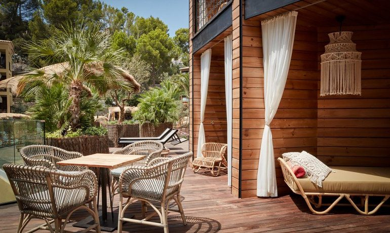 Bikini Island & Mountain Hotel Port de Soller room terrace