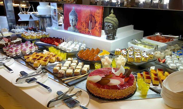 Flash Hotel Benidorm restaurant gastronomy