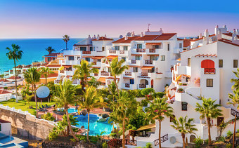Tenerife adults only holiday