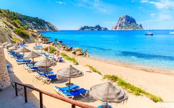 Ibiza adults-only destination