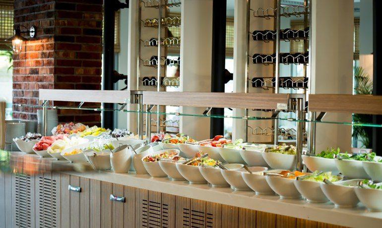 Numa Beach & Spa gastronomy