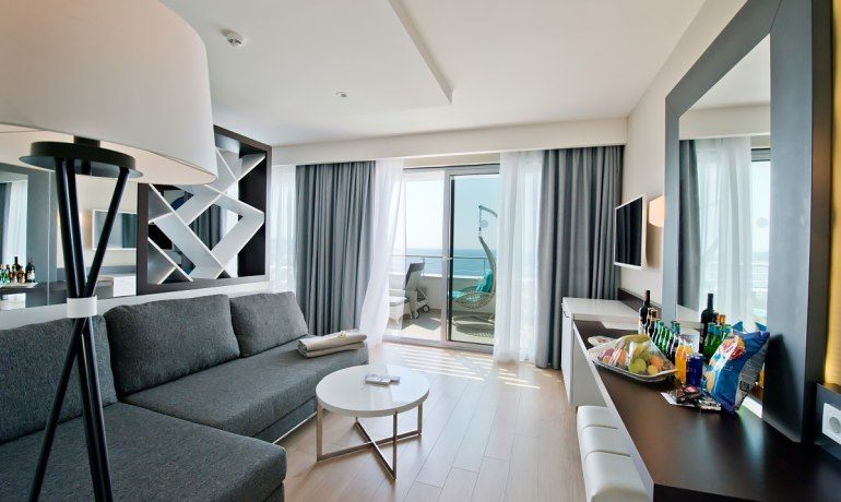Numa Beach & Spa suite