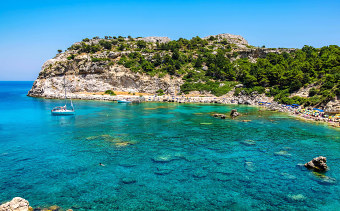 Rhodes Island a perfect adults only holiday destination