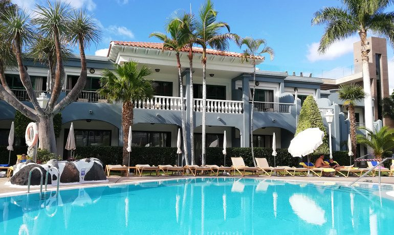 Colon Guanahani hotel pool