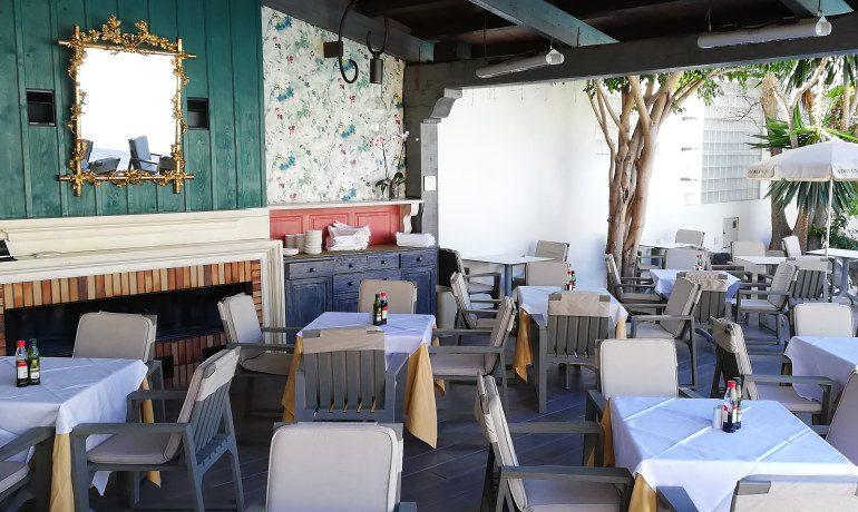 Colón Guanahaní restaurant