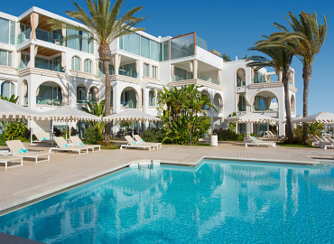 Iberostar Grand Salomé adults only hotel in Tenerife