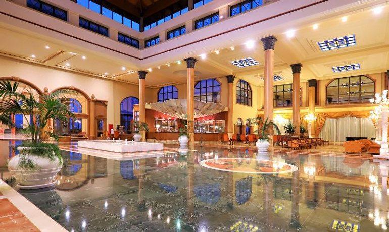 Iberostar Grand Salomé Tenerife lobby