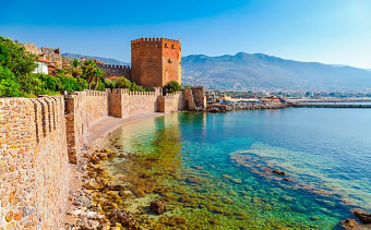 Adult holidays in Alanya