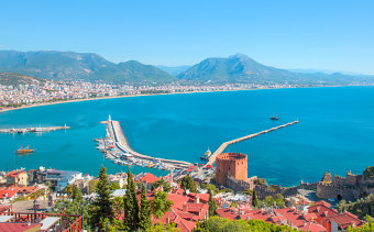 Adults Only hotels in Alanya