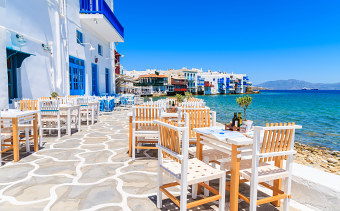Adults only holidays in Greece