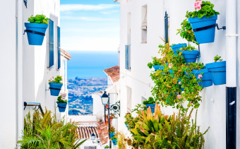 Adults only holidays in Spain