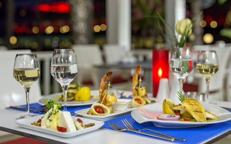 Adam & Eve Hotel Belek dinner