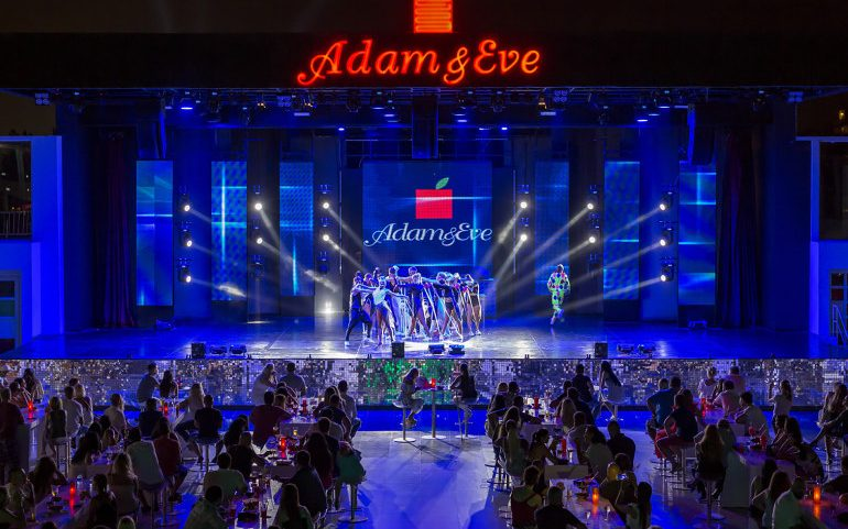 Adam & Eve Hotel Belek events