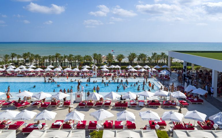 Adam & Eve Hotel Belek pool