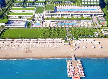 Adam & Eve Hotel adults only in Belek, Tukey