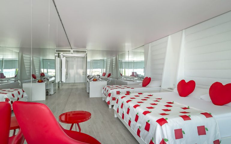 Adam & Eve Hotel Belek design room