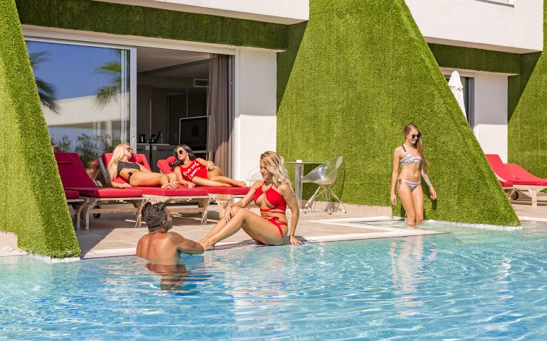 Adam & Eve Hotel Belek Eve villa pool