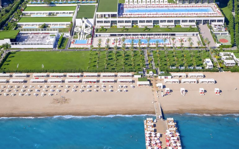 Adam & Eve Hotel Belek general view