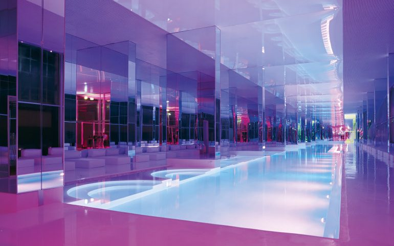 Adam & Eve Hotel Belek indoor pool