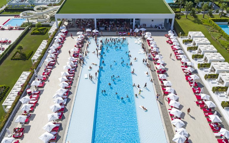 Adam & Eve Hotel Belek main pool