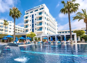 Adults Only Hotel in Ayia Napa, Cyprus