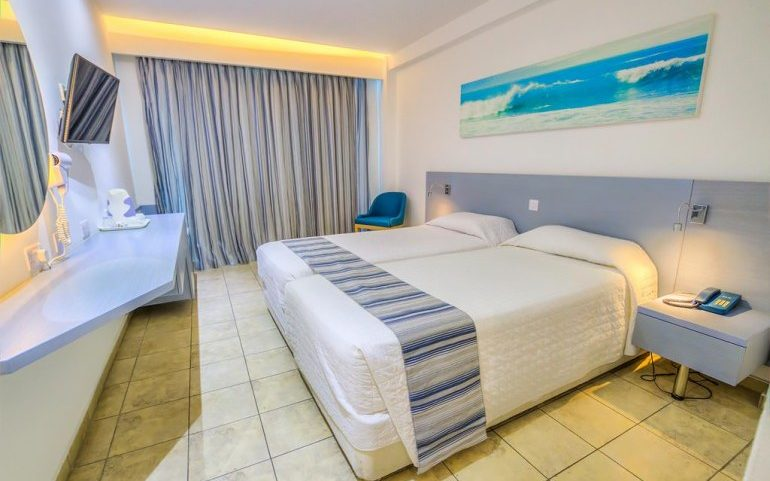 Anonymous Beach hotel double room