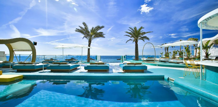 Adults only hotel Dorado Ibiza Suites