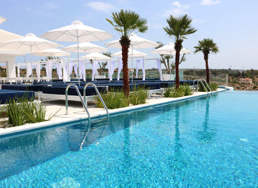 Napa Suites, adults only hotel in Ayia Napa, Cyprys