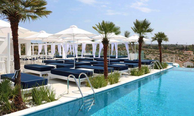 Napa Suites hotel pool